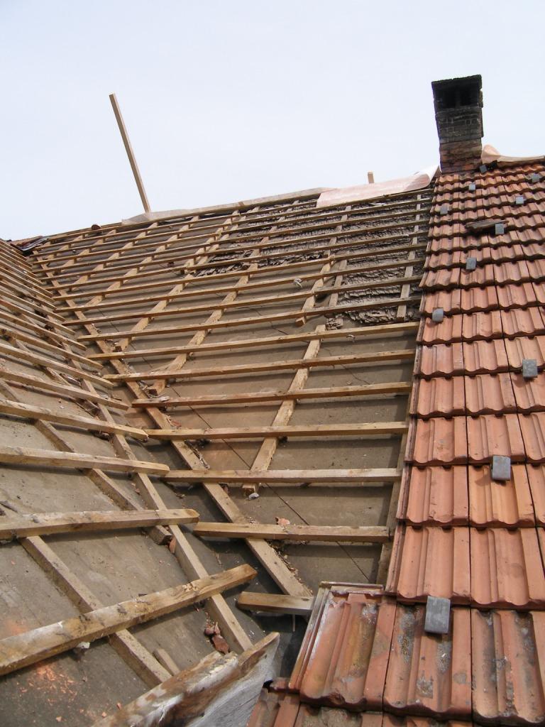 Hervorragend Neue Dacheindeckung mit Unterdach - Wicki Dach- und Fassadenbau AG EV69